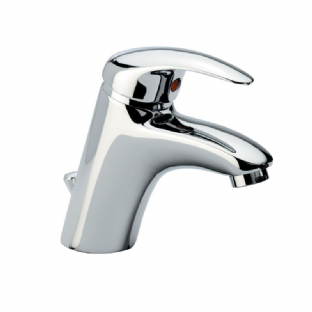 Tavistock - Cruz Basin Mixer with Pop Up Waste (TCR10)